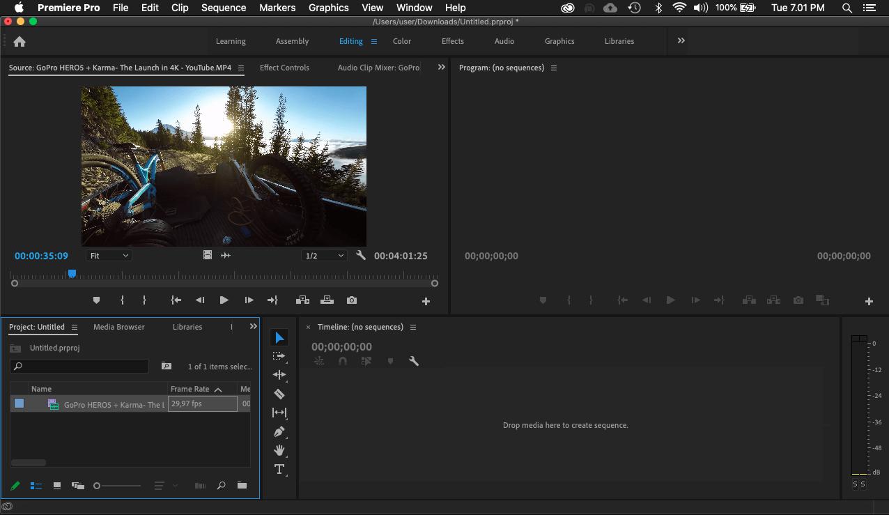 adobe premiere editor video pro