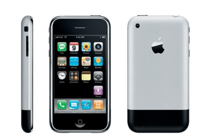 iPhone 2G jadul