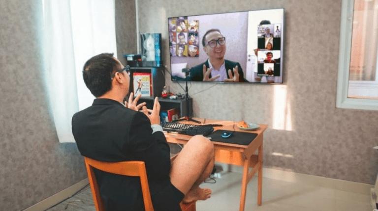 Studio Youtuber Sederhana, Ini cara membuatnya di Rumah Kamu DuLur